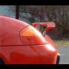1997-2004 Porsche Boxster Turbo Style Rear Wing Spoiler