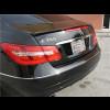 2010+ Mercedes E-Class Coupe Euro Style Rear Lip Spoiler