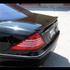 2000-2007 Mercedes CL L-Style Rear Lip Spoiler