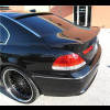 2002-2005 BMW 7-Series ACS Style Rear Lip Spoiler