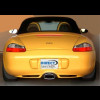 1997-2004 Porsche Boxster 2pc Rear Bumper Diffuser Set