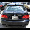 2007-2012 BMW 3-Series Coupe Factory Style Rear Wing Spoiler