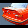 1992-1998 BMW 3-Series Coupe Factory Style M3 Rear Wing Spoiler w/Brake Light