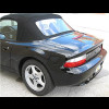 1996-1999 BMW Z3 Roadster Factory Style Rear  Lip Spoiler