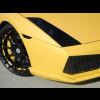 2003-2008 Lamborghini Gallardo H-Style Front Lip Spoiler