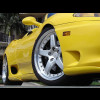 1999-2005 Ferrari 360 Modena H-Style 4pc Side Skirts
