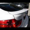 2008-2013 BMW X6 LCI Style Rear Lip Spoiler