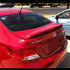 2012+ Hyundai Accent Rear Wing Spoiler w/Brake Light