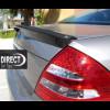 2003-2009 Mercedes E-Class C-Style Carbon Fiber Rear Lip Spoiler