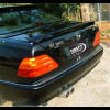 1993-1999 Mercedes CL L-Style Rear Wing Spoiler