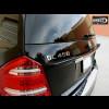 2007-2012 Mercedes GL Euro Style Hatch Lip Spoiler