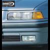 1992-1998 BMW 3-Series Coupe Headlight Eyebrow