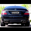 2007-2012 Mercedes S-Class AMG Style Rear Bumper