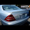 1999-2006 Mercedes S-Class Sport Style Rear Lip Spoiler