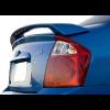 2005-2009 KIA Spectra Sedan Factory Style Rear Wing Spoiler w/Light