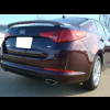 2011-2013 KIA Optima Tuner Style Rear Wing Spoiler w/Light