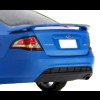 2008-2010 Ford Falcon FG Factory Style Rear Wing Spoiler w/Light