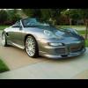 1997-2004 Porsche Boxster GT3 RS Style Front Bumper