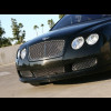 2005-2009 Bentley Continental GT Euro Style Front Lip Spoiler