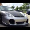 1999-2001 Porsche 911 / 996 GTR Style Front Bumper w/Intake Grille