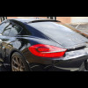 2013-2016 Porsche Cayman Tuner Style Rear Roof Glass Spoiler