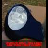 2001-2005 Porsche 911 / 996 Turbo Tesoro Style Headlight Covers