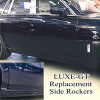 2003-2017 Rolls-Royce Phantom LUXE-GT Style Side Skirts