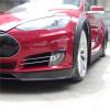 2012-2015 Tesla Model S RVZ Style 8pc Fender Flare Kit (Carbon Fiber)