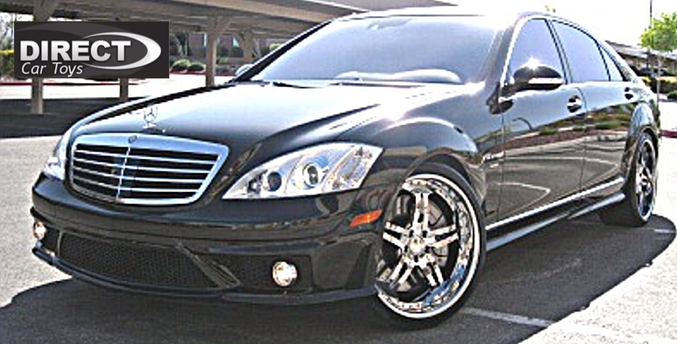 2007 2012 mercedes s class amg style front bumper. Black Bedroom Furniture Sets. Home Design Ideas