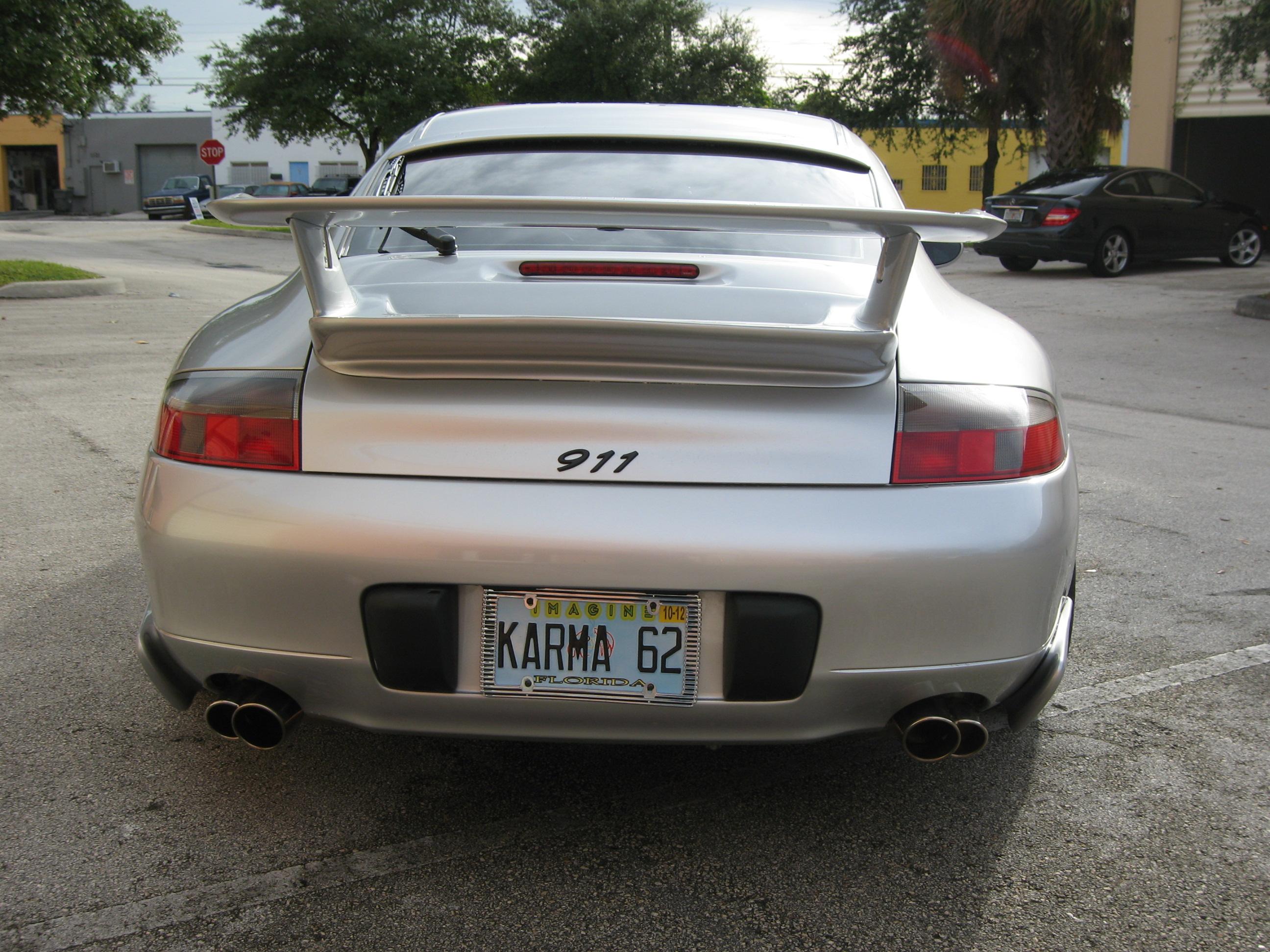 2004 Porsche 996 Cup For Sale: 1997-2004 Porsche 911 / 996 Aero Cup Style 2pc Side Rear